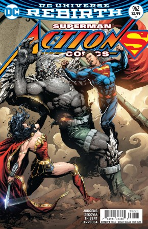 ACTION COMICS #962 VARIANT EDITION