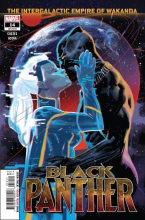 BLACK PANTHER #14 (2018 SERIES)