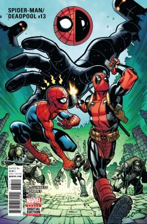 SPIDER-MAN DEADPOOL #13