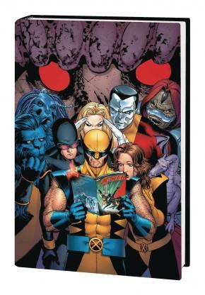 ASTONISHING X-MEN WHEDON CASSADAY OMNIBUS VOLUME 1 DM VARIANT HARDCOVER