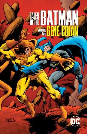 TALES OF THE BATMAN GENE COLAN VOLUME 2 HARDCOVER