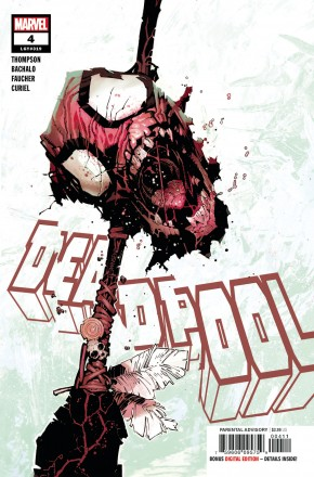 DEADPOOL #4 (2019 SERIES)