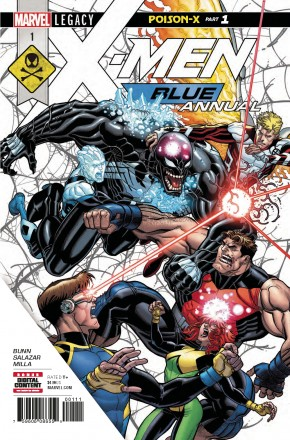 X-MEN BLUE ANNUAL #1