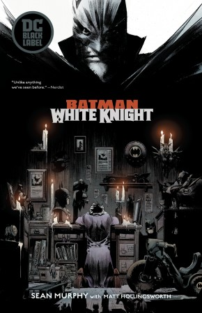 BATMAN WHITE KNIGHT GRAPHIC NOVEL