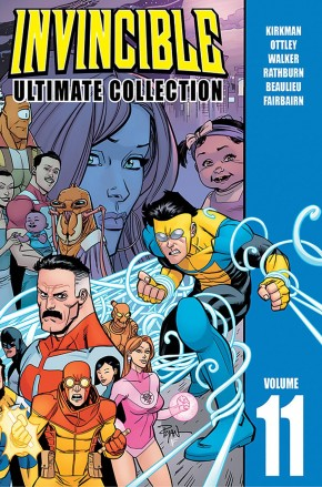 INVINCIBLE VOLUME 11 ULTIMATE COLLECTION HARDCOVER