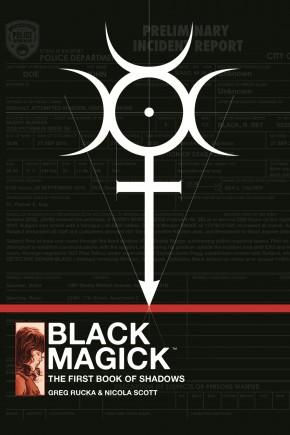 BLACK MAGICK HARDCOVER