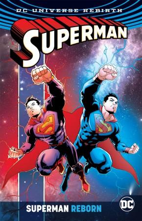 SUPERMAN REBORN GRAPHIC NOVEL