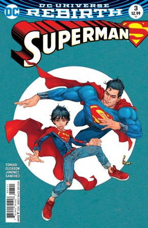 SUPERMAN VOLUME 5 #3 VARIANT EDITION