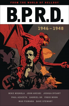 BPRD 1946 - 1948 GRAPHIC NOVEL