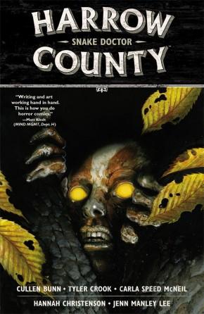 HARROW COUNTY VOLUME 3 SNAKE DOCTOR GRAPHIC NOVEL