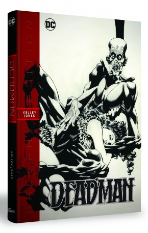 DEADMAN KELLEY JONES GALLERY EDITION HARDCOVER