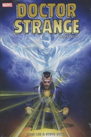 DOCTOR STRANGE OMNIBUS VOLUME 1 HARDCOVER ALEX ROSS COVER