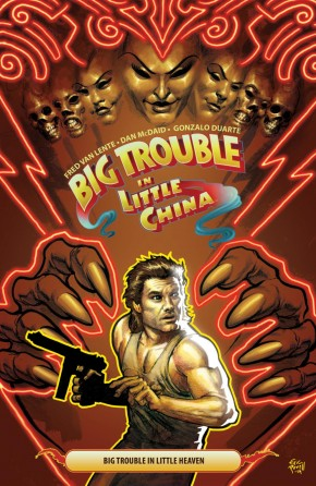 BIG TROUBLE IN LITTLE CHINA VOLUME 5 BIG TROUBLE IN LITTLE HEAVEN GRAPHIC NOVEL