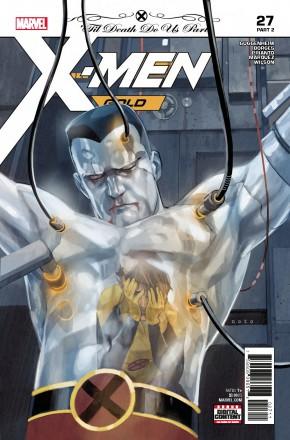 X-MEN GOLD #27