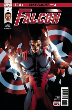 FALCON #1 (2017 SERIES) LEGACY
