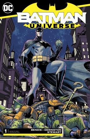 BATMAN UNIVERSE #1 (2019 SERIES)