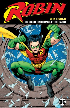 ROBIN VOLUME 3 SOLO GRAPHIC NOVEL