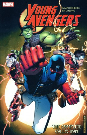 YOUNG AVENGERS BY HEINBERG AND CHEUNG THE COMPLETE COLLECTION GRAPHIC NOVEL