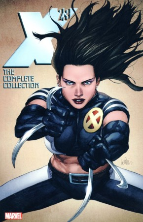 X-23 THE COMPLETE COLLECTION VOLUME 2 GRAPHIC NOVEL