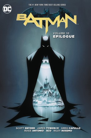 BATMAN VOLUME 10 EPILOGUE GRAPHIC NOVEL