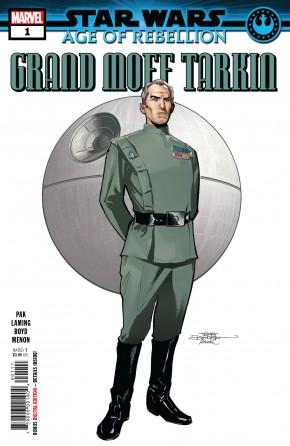 STAR WARS AGE OF REBELLION GRAND MOFF TARKIN #1