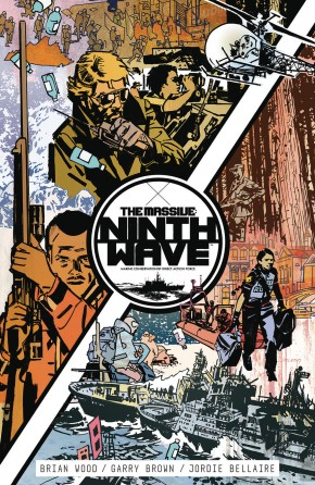 THE MASSIVE NINTH WAVE VOLUME 1 GRAPHIC NOVEL