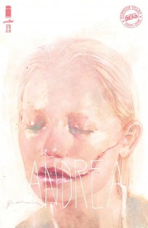 WALKING DEAD #178 COVER B