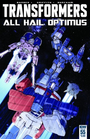 TRANSFORMERS #55