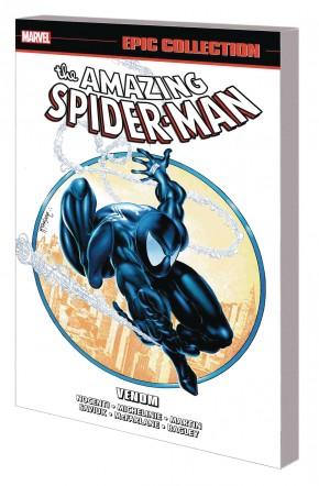 AMAZING SPIDER-MAN EPIC COLLECTION VENOM GRAPHIC NOVEL
