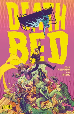 DEATHBED GRAPHIC NOVEL