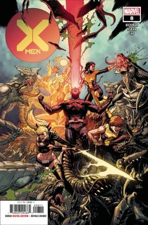 X-MEN #8 (2019 SERIES)