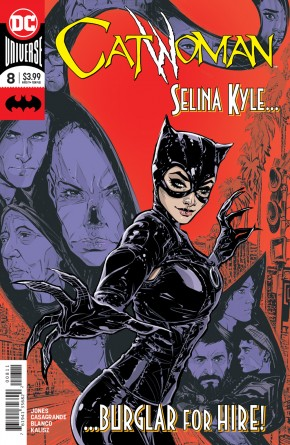 CATWOMAN #8 (2018 SERIES)