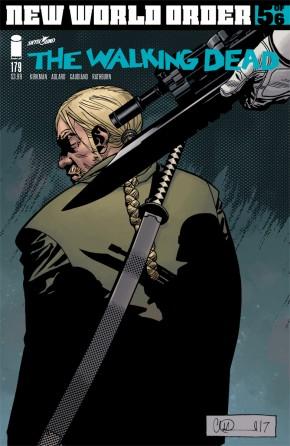 WALKING DEAD #179 COVER A