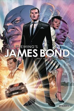 JAMES BOND BIG THINGS HARDCOVER