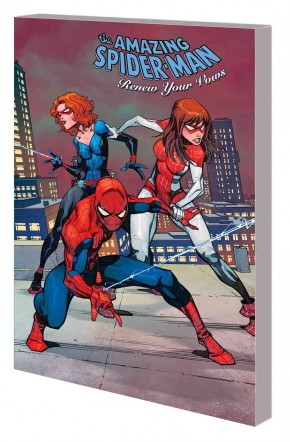 AMAZING SPIDER-MAN RENEW YOUR VOWS VOLUME 4 GRAPHIC NOVEL