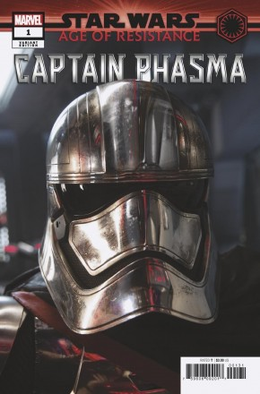 STAR WARS AGE OF RESISTANCE CAPTAIN PHASMA #1 MOVIE 1 IN 10 INCENTIVE VARIANT