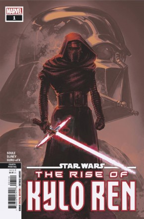 STAR WARS THE RISE OF KYLO REN #1 (4TH PRINTING)