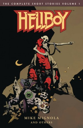 HELLBOY THE COMPLETE SHORT STORIES VOLUME 1 GRAPHIC NOVEL