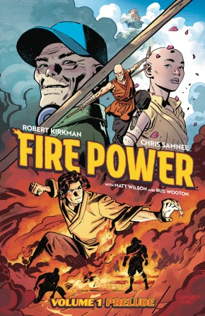 FIRE POWER BY KIRKMAN AND SAMNEE VOLUME 1 PRELUDE GRAPHIC NOVEL
