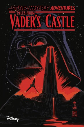 STAR WARS ADVENTURES TALES FROM VADERS CASTLE GRAPHIC NOVEL