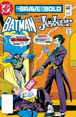 BATMAN BRAVE AND THE BOLD BRONZE AGE OMNIBUS VOLUME 3 HARDCOVER