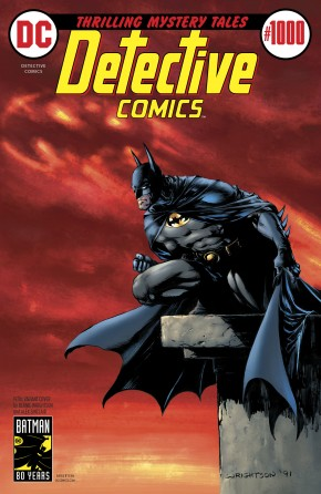 DETECTIVE COMICS #1000 (2016 SERIES) 1970S VARIANT