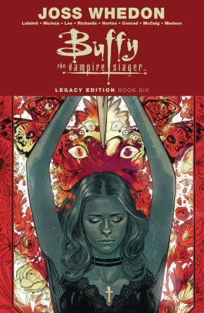 BUFFY THE VAMPIRE SLAYER LEGACY EDITION VOLUME 6 GRAPHIC NOVEL