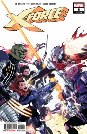 X-FORCE #8 (2018 SERIES)