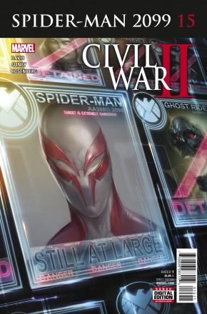 SPIDER-MAN 2099 #15 (2015 SERIES)