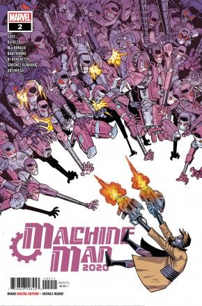 2020 MACHINE MAN #2