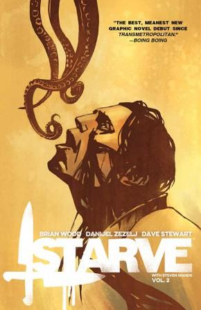 STARVE VOLUME 2 GRAPHIC NOVEL