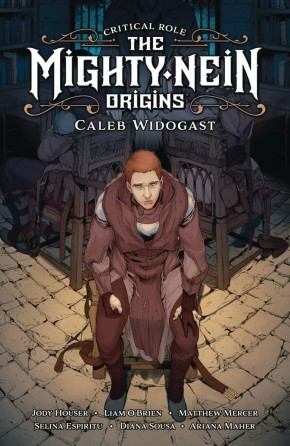 CRITICAL ROLE THE MIGHTY NEIN ORIGINS CALEB WIDOGAST HARDCOVER