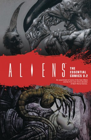 ALIENS ESSENTIAL COMICS VOLUME 2 GRAPHIC NOVEL