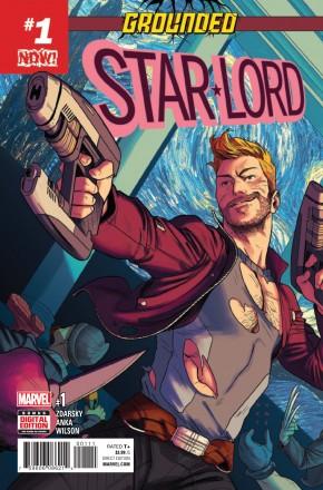 STAR-LORD VOLUME 3 #1